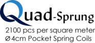 Quad-Sprung Technology
