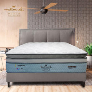 Hallmark Kinetic Mattress with Quad-Sprung Technology